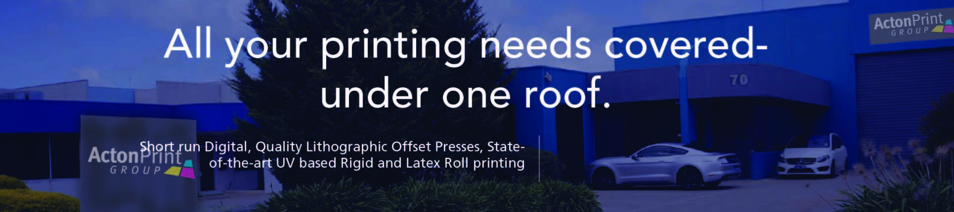 All Printing Needs Covered